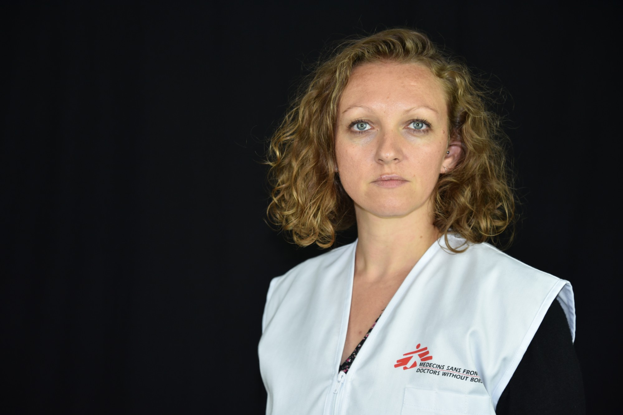Elma Smajic, Supply, Logistics, Administration & Finance Coordinator on Nauru. © MSF