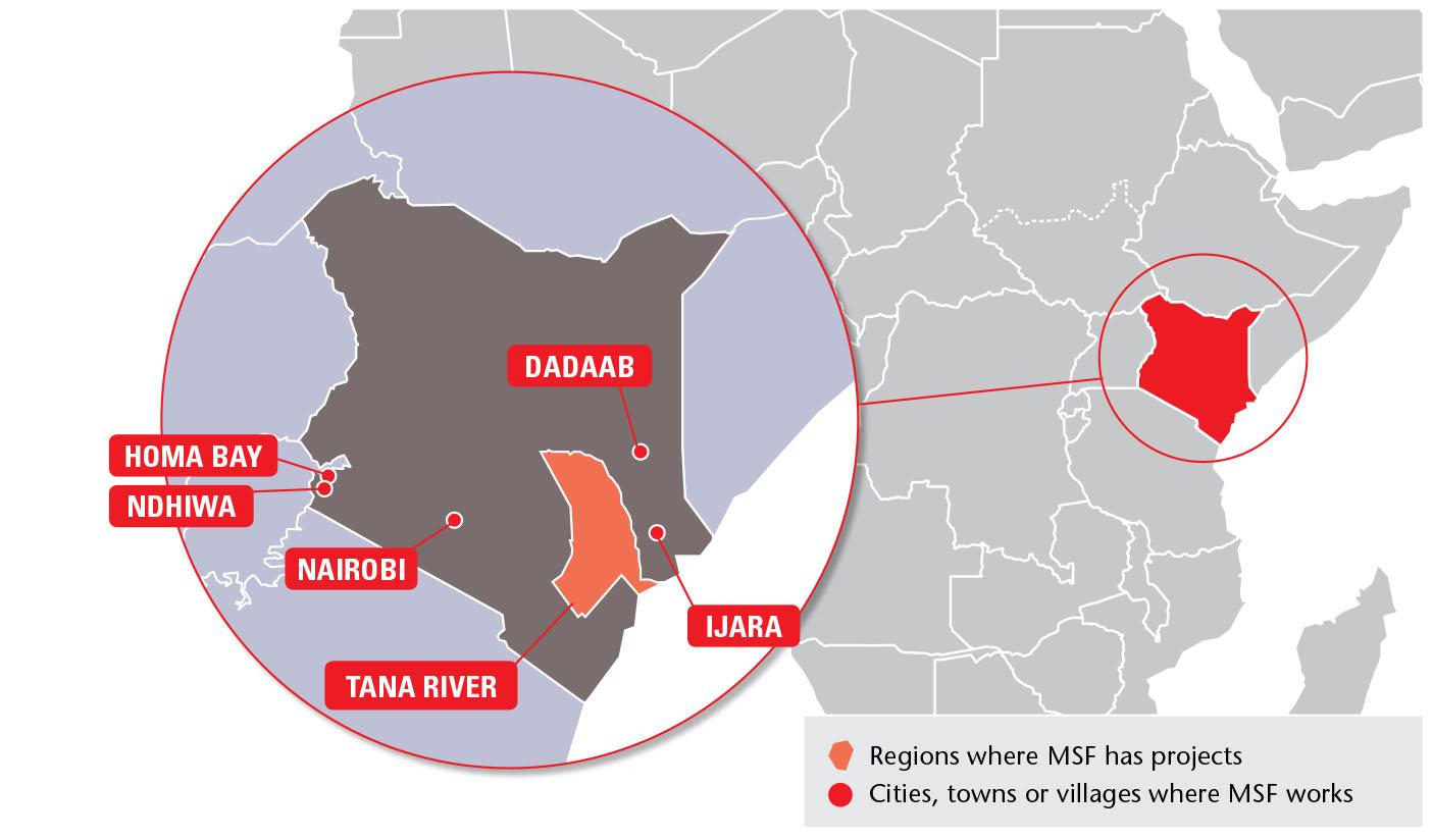 MSF Focus on Kenya