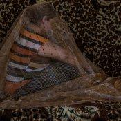 Khawla Khalaf, 30, poses in her house in Sinuni. © Emilienne Malfatto / MSF