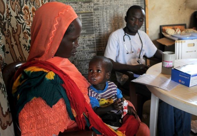 Malnutrition in Biltine (Chad)