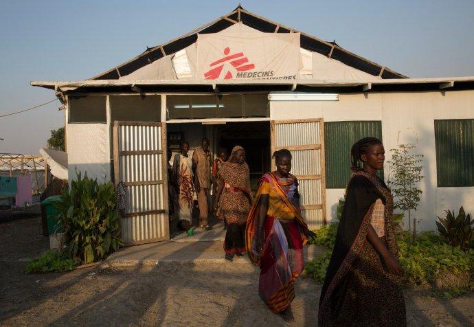 Malakal Camp, South Sudan