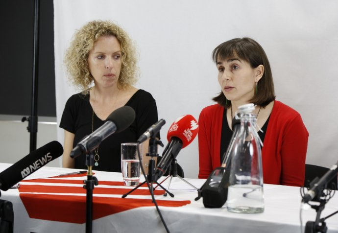Nauru: MSF Press Conference in Sydney, Australia on 11 October 2018