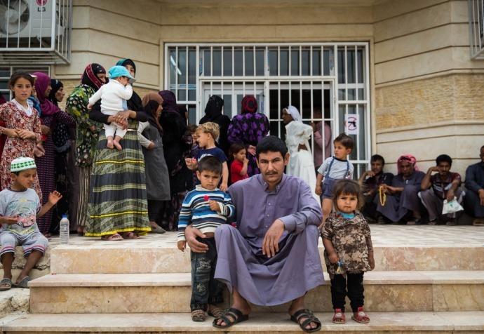 Mobile clinic in Tel Afar - Ninewa - Iraq