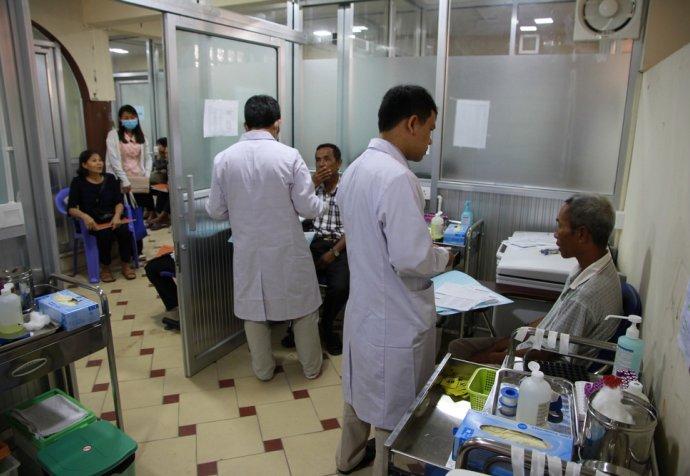 Cambodia Phnom Penh Hepatitis C