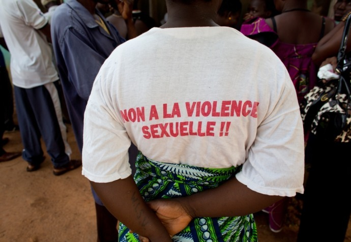 Central African Republic, May / June 2013