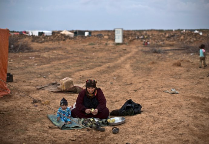 MSF Press Release: Syrian Refugees Stuck on Jordan Border