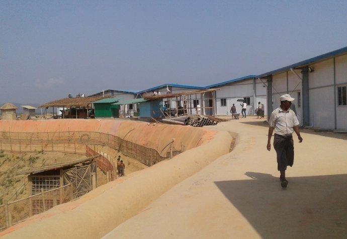 MSF hospital