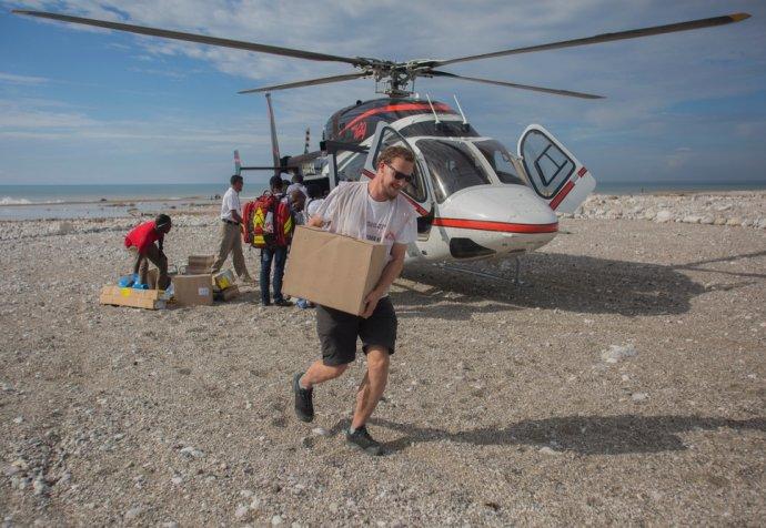 HAITI Hurricane Matthew Response, Port-à-Piment mobile clinics