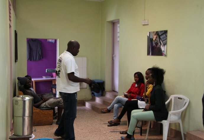 Sexual violence program Mathare – Nairobi