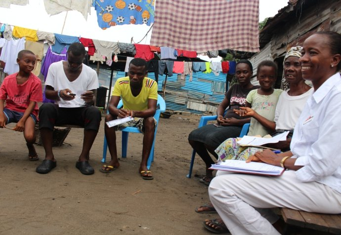 Healthcare in the aftermath of Ebola - Monrovia - Liberia