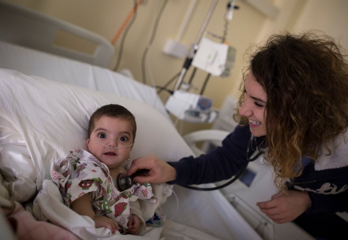 Pediatric services in Zahle hospital, Bekaa Valley