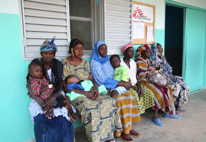 Maternal and Child Health services in Douentza Hospital .