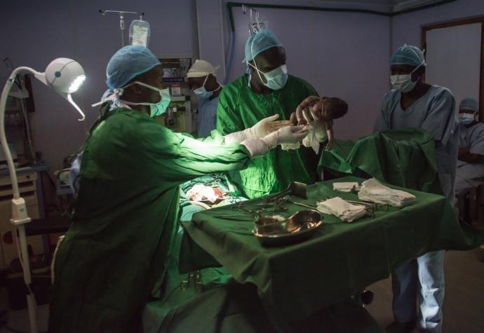 Mrima maternity in Likoni, Mombasa