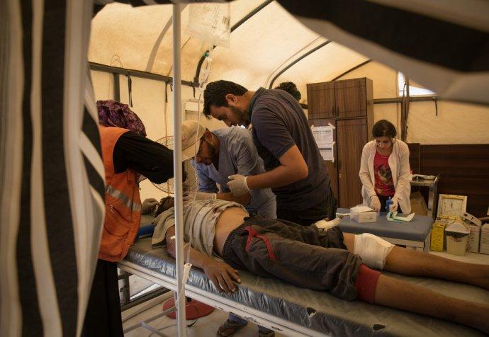Syrie - Rojava - Juillet 2017