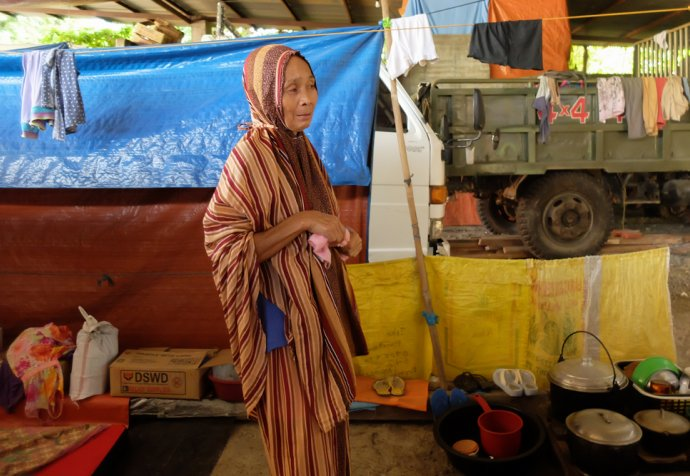 Rebuilding primary health structures in Marawi