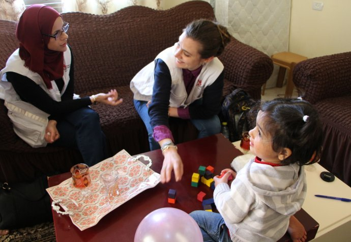 Mental health program in Nablus and Qalqilya – social work and psychotherapy