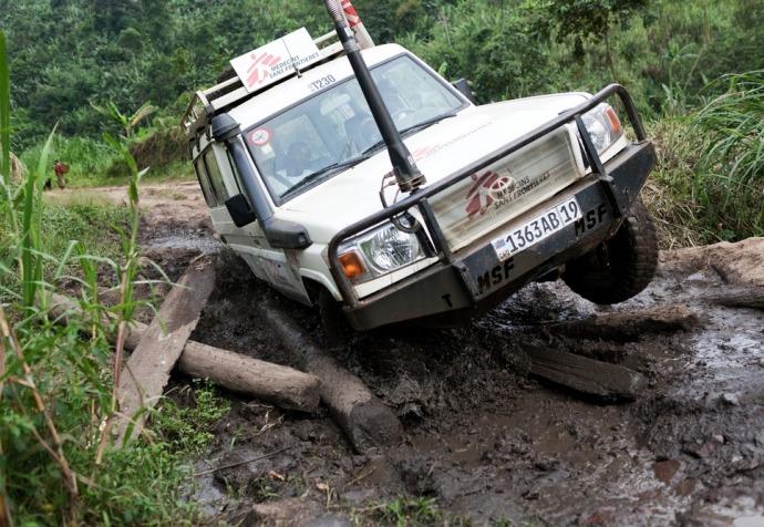 Congo - Yasuyoshi Chiba - MSF Delivers 2011