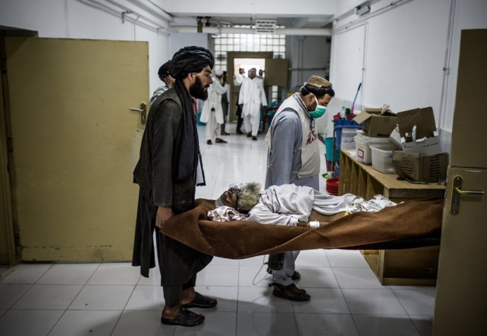 Boost Hospital - Lashgar Gah, Helmand, Afghanistan