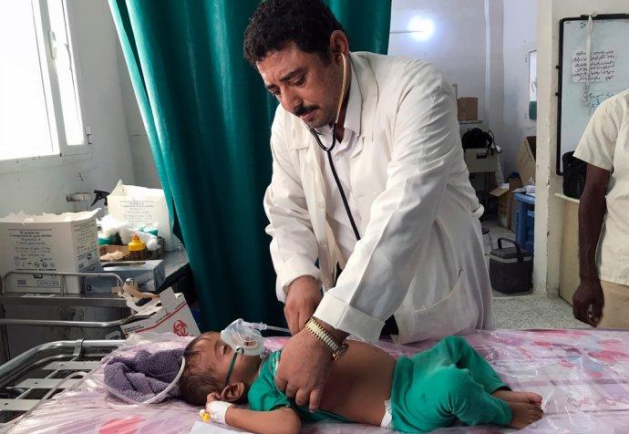 Yemen staff testimonies
