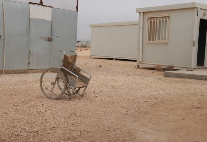 MSF ends operations in Zaatari refugee camp