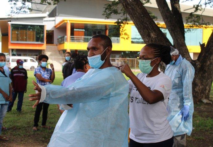 MSF Focus on Papua New Guinea