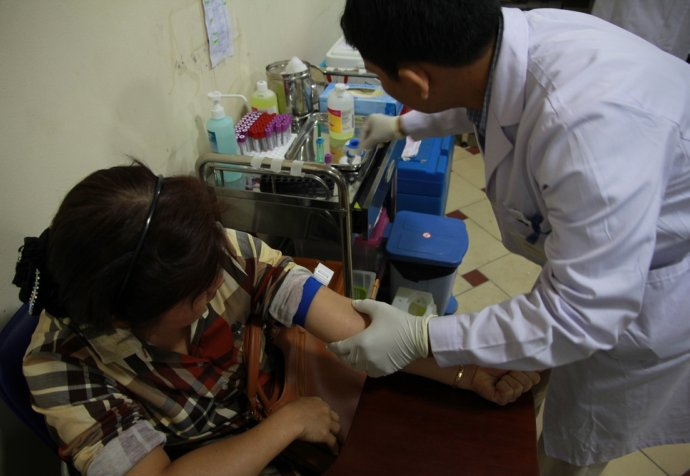 Hepatitis C: Pushing for access in Cambodia   Médecins Sans